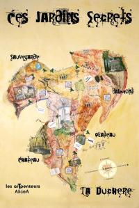 L'Atlas, imaginaire et géant des jardins secrets des habitants de La Duchère